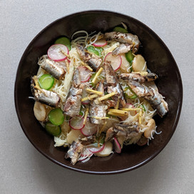 Sardine Stir Fry : Yellow Label