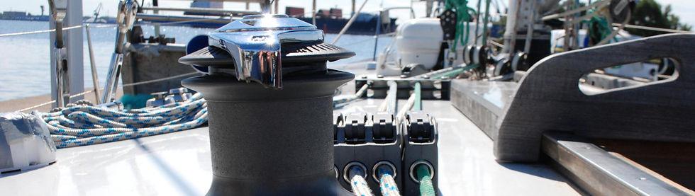 Meripartilioppukunta Ruoripoikien purjevene Passeli