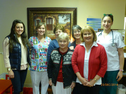 Our Nurses and Interns