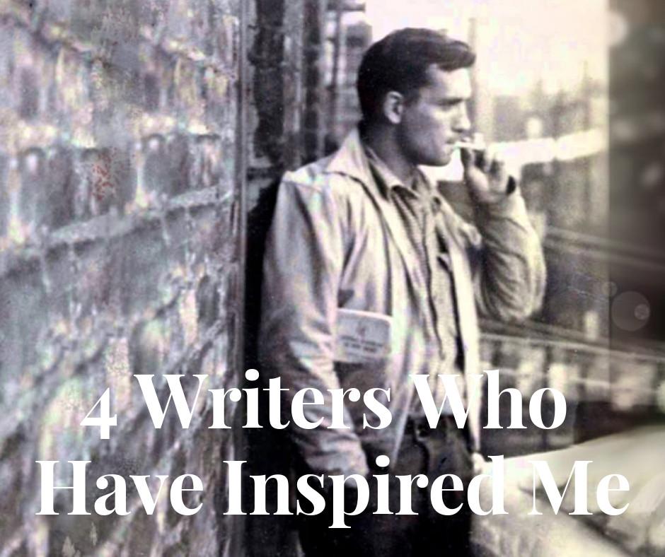 Jack Kerouac black and white