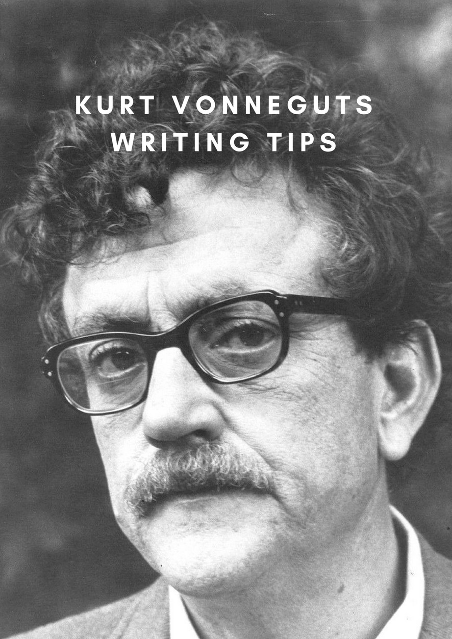 Kurt Vonnegut's Writing Tips