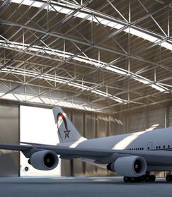 Base aérienne de Salé