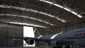 Hall MRO Boeing 747