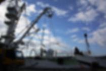 Suministro naval, aparejamiento de buques