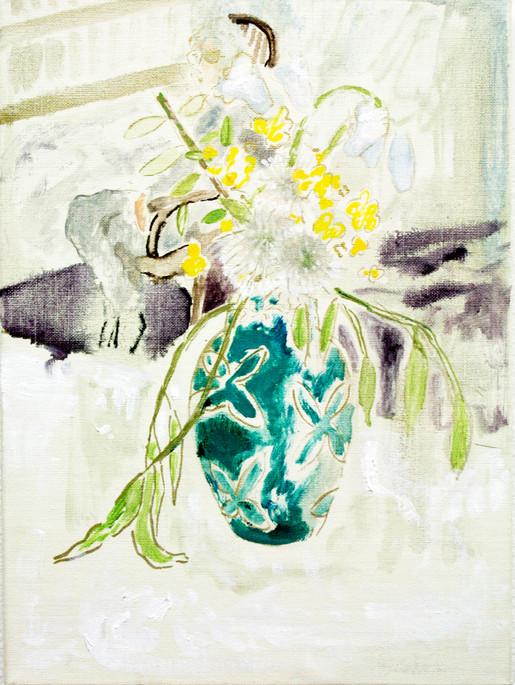 Untitlde,2013,oil on canvas
