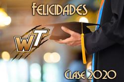 FELICIDADES Clase-2020