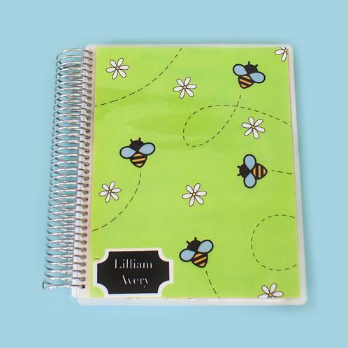 Bumblebee Teacher Planner