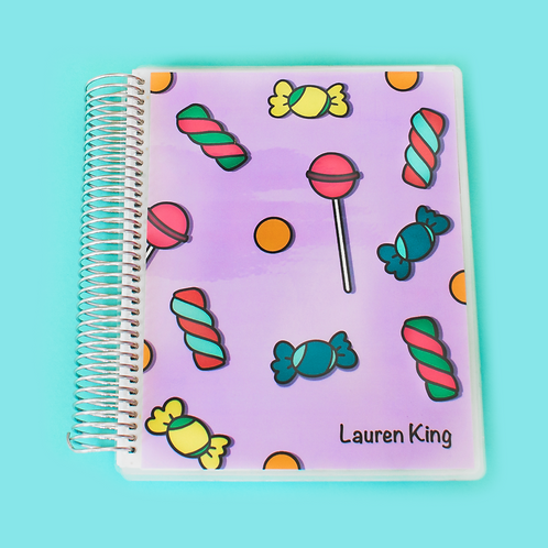 Candy Attack Simpli Me Planner