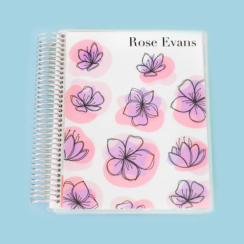 Flowers Academic Planner