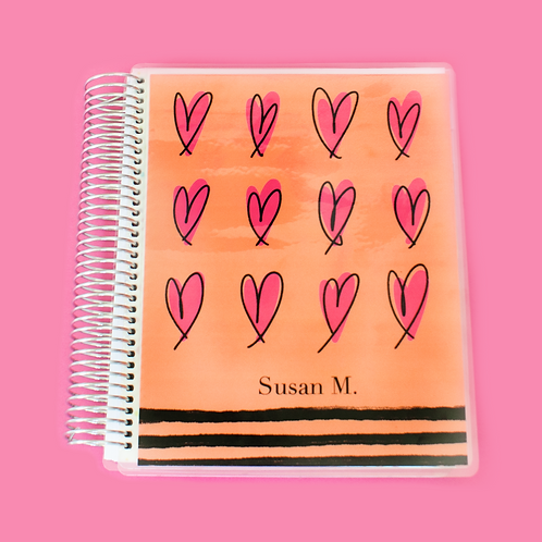 Lover Teacher Planner