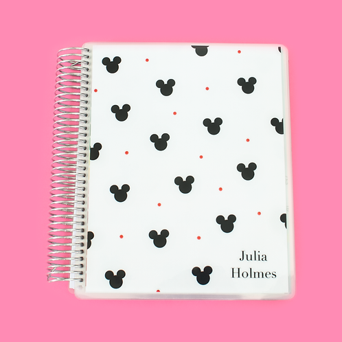 Mickey Teacher Planner