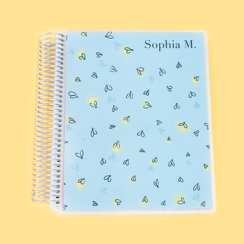 Light Bugs Simpli Me Planner