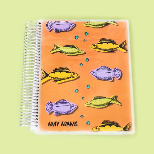 Fishies Teacher Planner