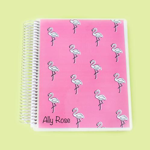 Flamingos Teacher Planner