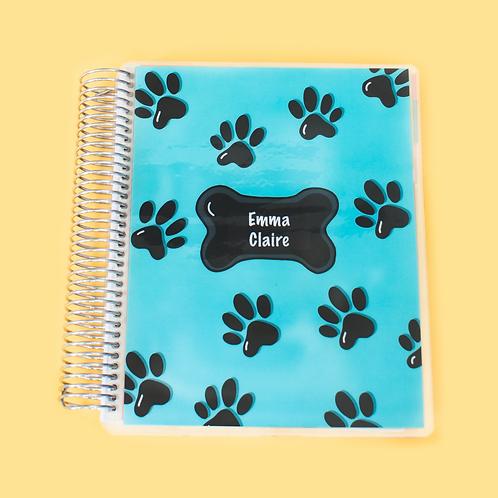 Dog Lover Teacher Planner