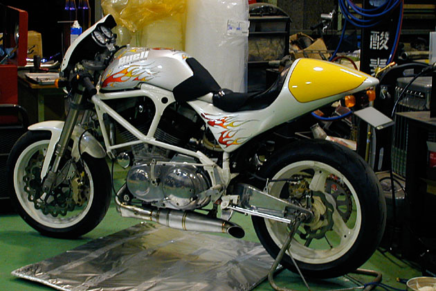 Buell S-1