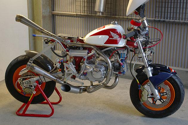 Monkey RC211V