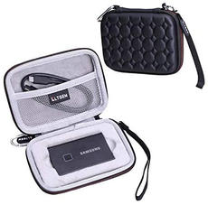 LTGEM Hard Protective Case for Samsung T7 or T7 Touch Portable SSD