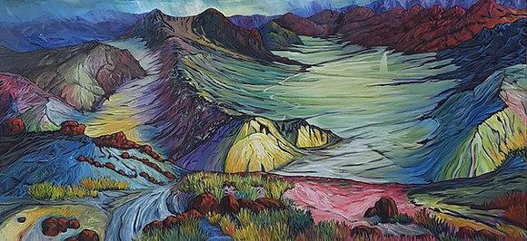 Webb- Distance, (Slinkard Valley)