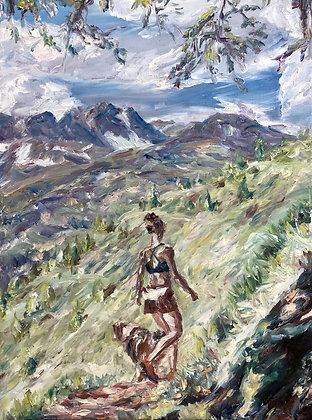 Latos- A Trail Run
