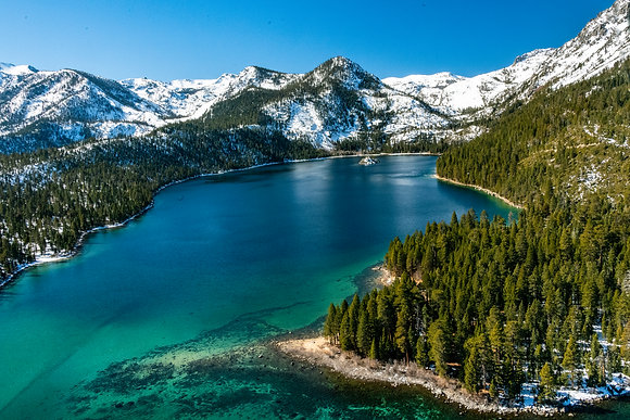 Starnes- Emerald Bay Beauty