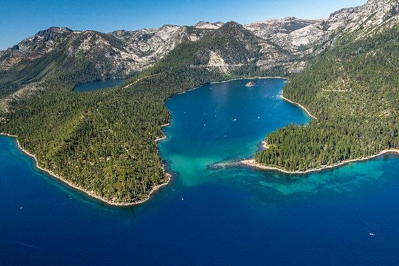 Starnes- Emerald Bay and Cascade Lake
