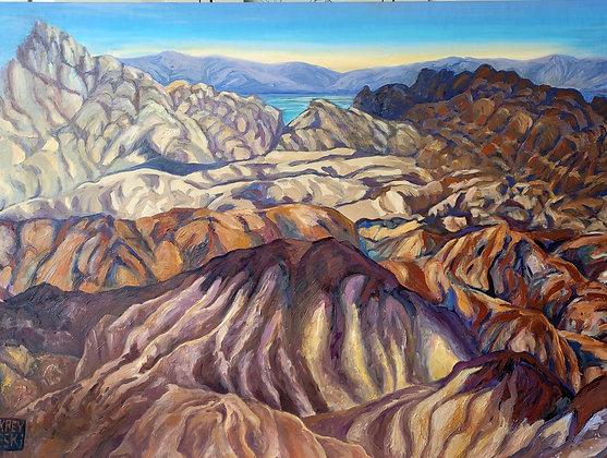 Kreyeski- Death Valley Mirage