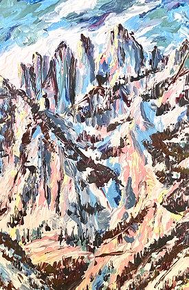 Latos- To Mount Whitney