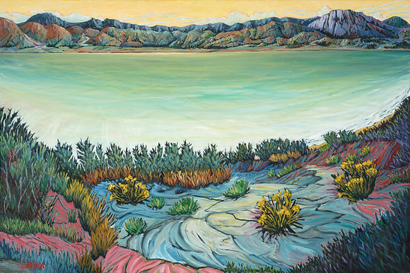 Webb- Lake of Rise and Fall