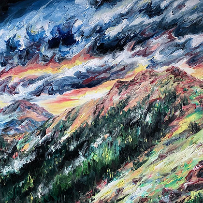 Latos- Sierra Storm