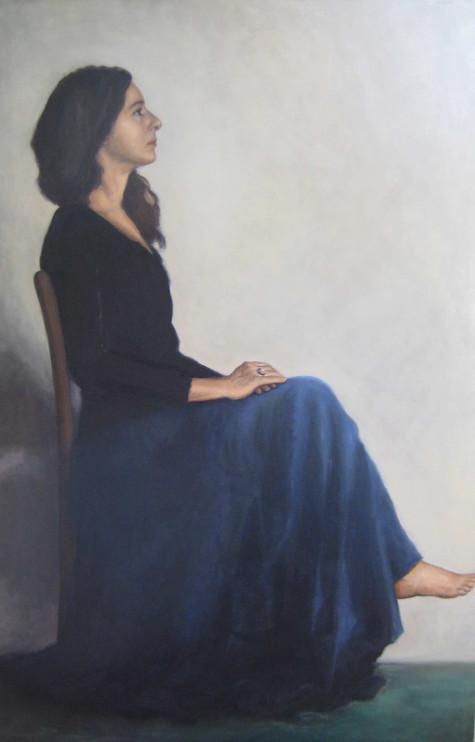 Portrait of Alessandra