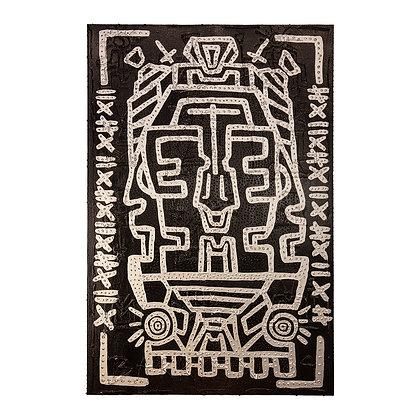 Barrientos- Untitled11 (Simbolos Series)