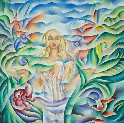 Rebelle- Flower Goddess