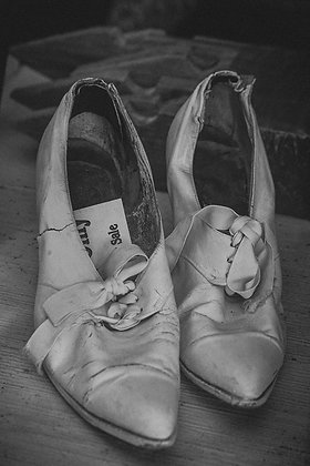 Reger- New Shoes
