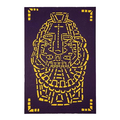 Barrientos- Untitled9 (Simbolos Series)