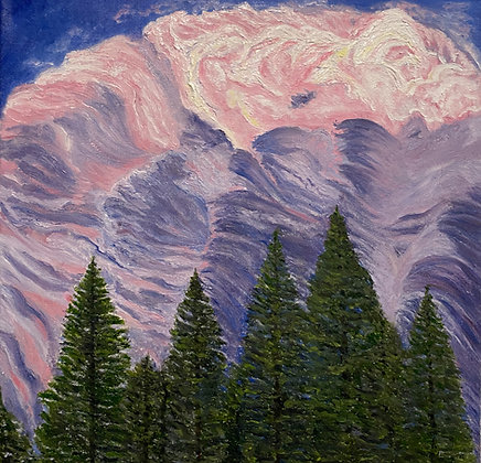 O'Keefe- Tahoe Rising