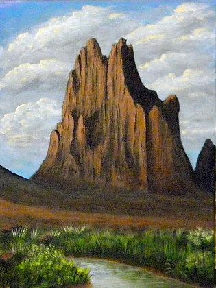 Clarke- Ship Rock, NM