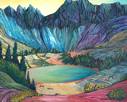 Webb- Beneath Black Mountain