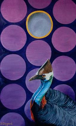 Slingland- Murder Bird (Cassowary)