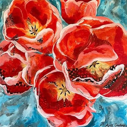 Gratrix- Tulips from Annika