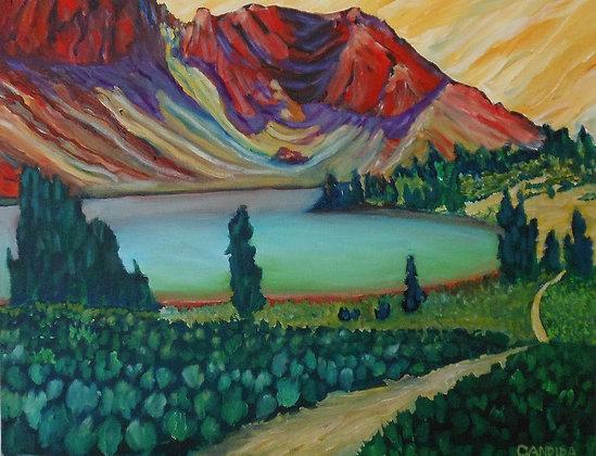 Webb- Round Top Lake