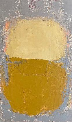 Handau- Pale Yellow and Ochre Blocks