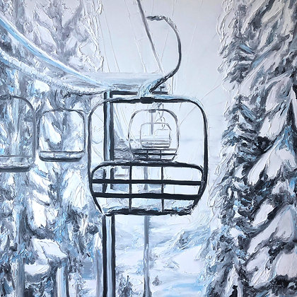Latos- Snowday Chairlift