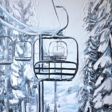 Snowday Chairlift