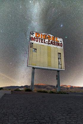 Mayes- Diesel Motel   Fernley, NV