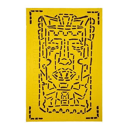 Barrientos- Untitled7 (Simbolos Series)