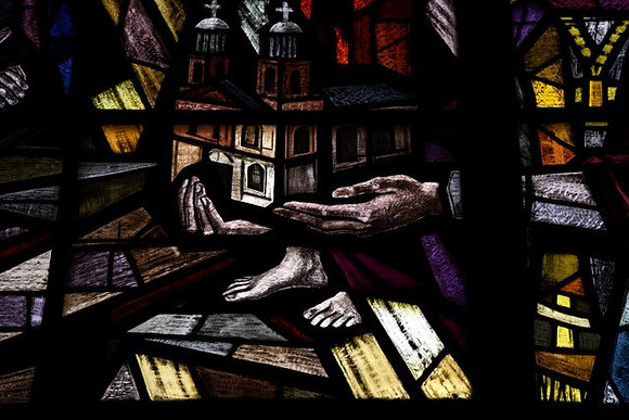 Yinger- #0231 Church Glass, 6/30/21