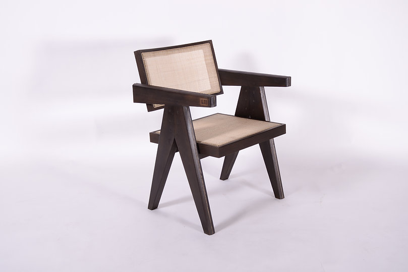 Pierre Jeanneret chair uk re-styled