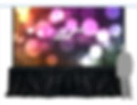 퀵 프리 스탠딩 스크린