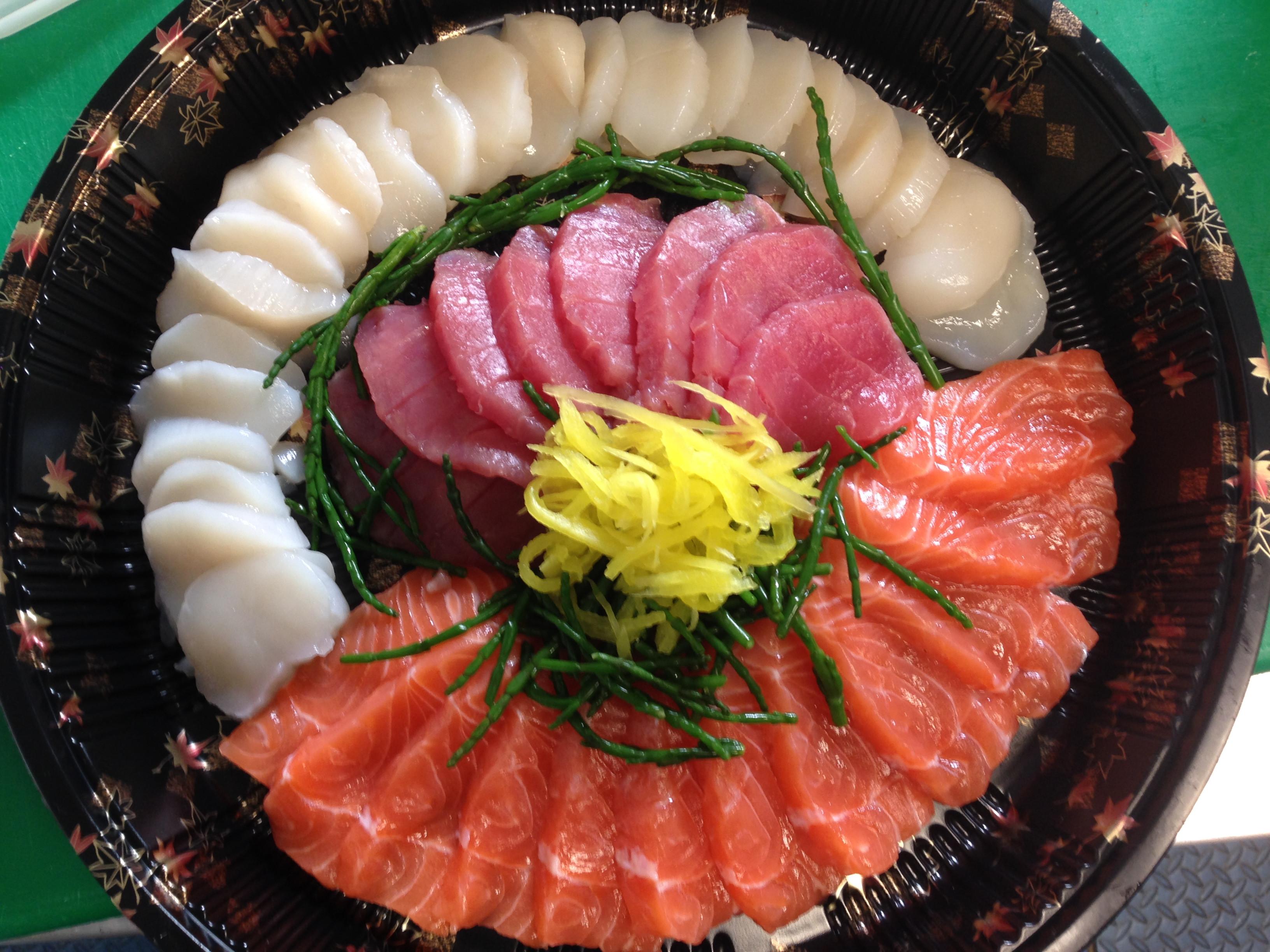 Sushi School. May 8th 2016.